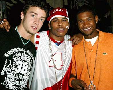 Nelly, Usher, ...