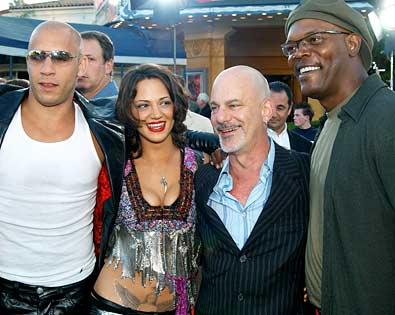 Rob Cohen, Vin Diesel, ...