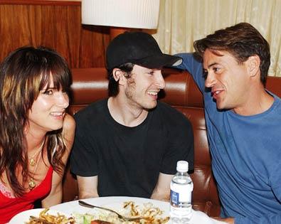 Juliette Lewis, Robert Downey Jr., ...