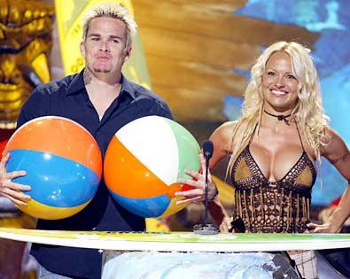 Mark McGrath, Pamela Anderson, ...