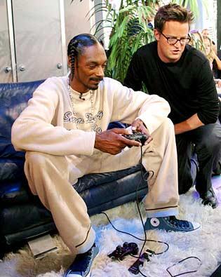 Snoop Dogg, Matthew Perry