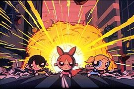 Powerpuff Girls, The Powerpuff Girls Movie