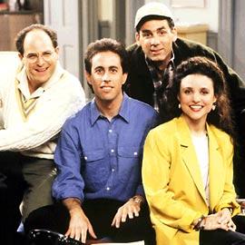 Jerry Seinfeld, Jason Alexander, ...