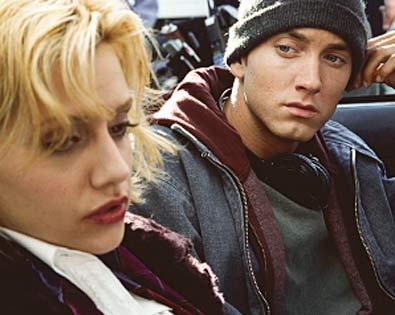 Eminem, Brittany Murphy, ...