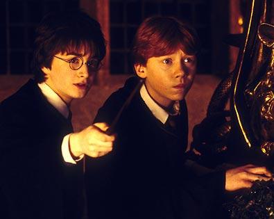 Rupert Grint, Daniel Radcliffe, ...