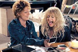 Goldie Hawn, Susan Sarandon, ...