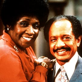 Isabel Sanford, Sherman Hemsley, ...