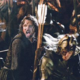 Viggo Mortensen, The Lord of the Rings, ...