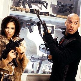 Vin Diesel, Asia Argento, ...