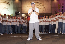 Eminem, MTV Video Music Awards 2000