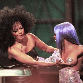 Lil' Kim, Diana Ross, ...