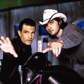 Antonio Banderas, Robert Rodriguez, ...