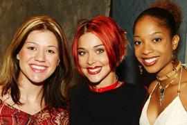 Tamyra Gray, Kelly Clarkson, ...