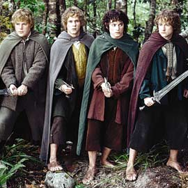 The Lord of the Rings, The Lord of the Rings: The Fellowship of the Ring