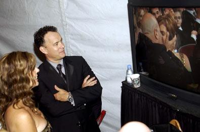Tom Hanks, Rita Wilson, ...