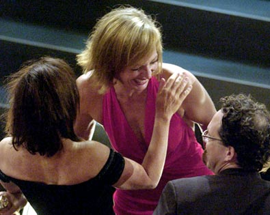 Allison Janney, Primetime Emmy Awards 2000
