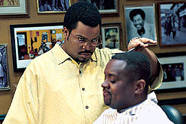 Ice Cube, Barbershop