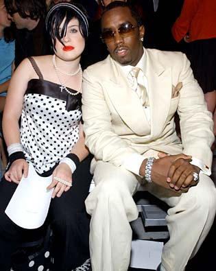 Kelly Osbourne, Sean P. Diddy Combs