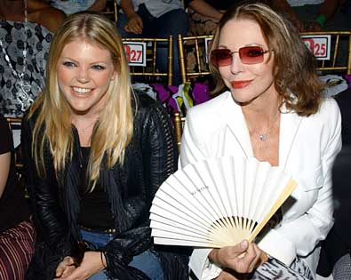 Joan Collins, Natalie Maines