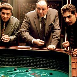 Steven Van Zandt, James Gandolfini, ...