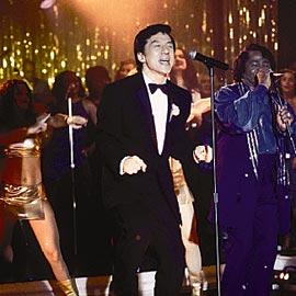 Jackie Chan, James Brown, ...