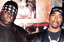 Tupac Shakur, Notorious B.I.G., ...