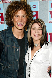 Justin Guarini, Kelly Clarkson