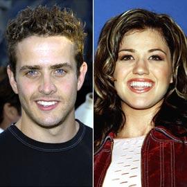 Joey McIntyre, Kelly Clarkson