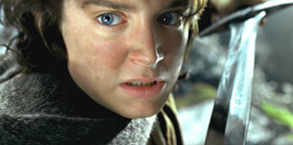 Elijah Wood, The Lord of the Rings: The Two Towers