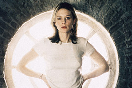 Cate Blanchett, Heaven