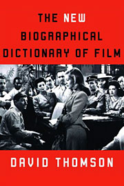 David Thomas, The New Biographical Dictionary of Film