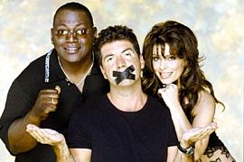 Paula Abdul, Simon Cowell, ...