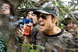 Johnny Knoxville, Jackass the Movie