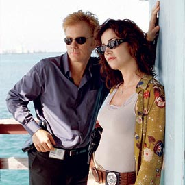 Kim Delaney, David Caruso, ...