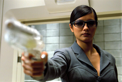 Kelly Hu, X2: X-Men United