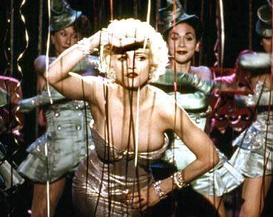 Madonna, Dick Tracy
