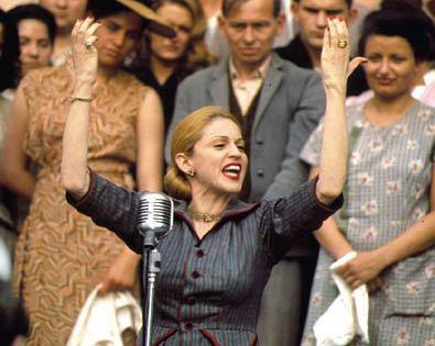 Madonna, Evita
