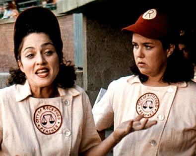 Madonna, Rosie O'Donnell, ...