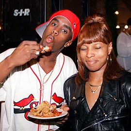 Mary J. Blige, Sean P. Diddy Combs