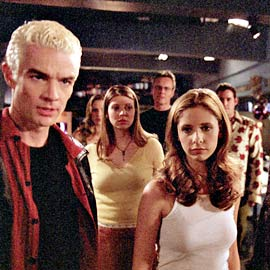 James Marsters, Sarah Michelle Gellar, ...