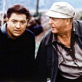 Michael Caine, Brendan Fraser, ...