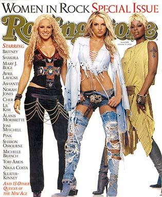 Shakira, Mary J. Blige, ...