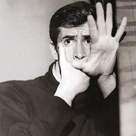 Anthony Perkins, Psycho (Movie - 1960)