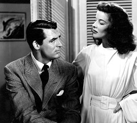 Cary Grant, Katharine Hepburn, ...