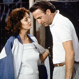 Kevin Costner, Susan Sarandon, ...