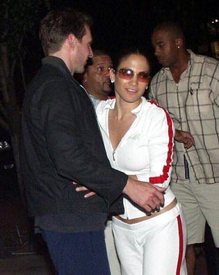 Ralph Fiennes, Jennifer Lopez