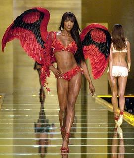 Naomi Campbell, The Victoria's Secret Fashion Show