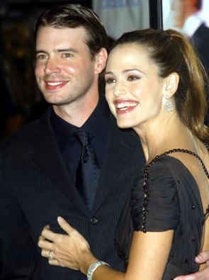 Jennifer Garner, Scott Foley