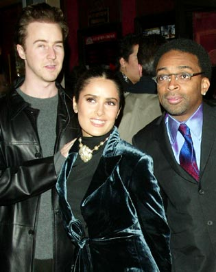 Spike Lee, Salma Hayek, ...