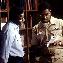 Antwone Fisher, Denzel Washington, ...